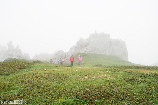 туман на Каменном городке