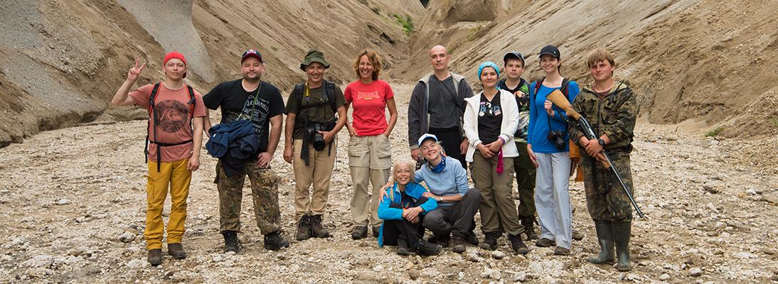 групповое фото на память